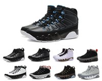 2018 Cheap air Retro 9 IX Basketball Shoes for Men, Moda Alta qualidade Sneakers Trainer Athletics Boots Retros J9 Outdoor Shoes