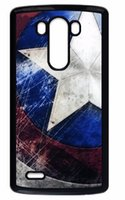 Wholesale S3 Captain America - Marvel Comics Captain America case for iPhone 4s 5s 5c 6 6s Plus ipod touch 4 5 6 Samsung Galaxy s2 s3 s4 s5 mini s6 edge plus Note 2 3 4 5