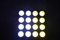 dj ausrüstung freies verschiffen großhandel-Moka MK-LM02 Disco-Licht LED-Matrix 16x30 Watt RGB-Blinder-Pixel DJ-Ausrüstungs-Stadium Freies Verschiffen