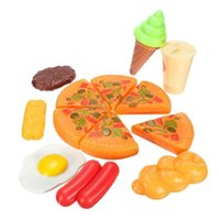 Wholesale- Pretend Gioca Giocattoli da cucina classici Cut Interactive Salute DIY Toy Kids Children Favorite Girl Frutta Verdura