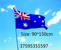 Sconto Two Sides Stampato Flag 90 * 150 cm negli Stati Uniti, Gran Bretagna ,,,,, in Australia, occidentale, italiano, russo poliestere Flag 5 x 3 ft
