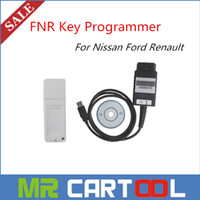 Wholesale Car Prog Free Shipping - 2015 Hot Sale FNR Key Prog 4-in-1 Key Programmer For Nissan Ford Renault Cars Free shipping
