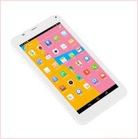 Wholesale Tablet Dual Core 1gb Ram 7' - Cube Talk 7X u51gt-c4 Tablet Phone 7 Inch IPS Screen MTK8382 Quad Core 1.3Ghz Android 4.2 1GB RAM 8GB ROM 3G WCMDA Dual Sim Phablet MQ05