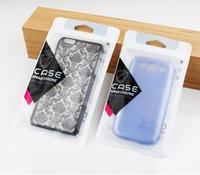 пластиковые пакеты для корпусов телефонов оптовых-Пользовательские Сумки для Телефонов Сумки для iPhone 8 8 Плюс Розничная Рука Держать Пакет Сумки ПВХ Пластиковые Молния Сумки для iPhone X Case