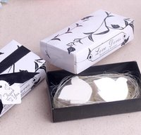 Wholesale chinese soaps - new 2015 fashion Romantic love story 2 bird together forever Thank you tag Scented guest Soap for wedding festival party Decoration