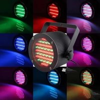 25W 86 RVB LED Par Laser DMX-512 Éclairage Stroboscope Disco DJ KTV Party Show