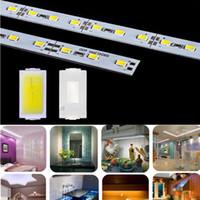 Wholesale Led Rigid Strip Red - led BAR 5630 led strip light dc12V 18W 72LEDs M LED Rigid Bar Light 2000Lm Hard LED Strip BAR free shipping