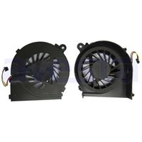 Wholesale Hp Laptops Cpu Fan - Original new laptop cpu cooling fan for HP compaq CQ42 G42 CQ62 G62 G4 G6 G7 CQ56 G56 MF75120V1-C050-S9A 646578-001 KSB06105HA order<$18no t