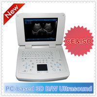 Wholesale Echo Machine - PC+optional 3D software full-digital ultrasound machine Ultrasound scanner price echo sonography CE usg machine low price ultrasonic device