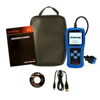 Wholesale Hongkong Post Code - Wholesale-Autosnap CR 802 OBDII EOBD Code Scanner free shipping by HongKong Post