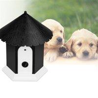 Wholesale Anti Bark Outdoor - Pet Dog Anti Barking House Bark Stop Deter Outdoor Ultrasonic Nuisance Control Anti Barking Control Device PTC021