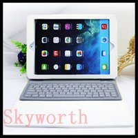 Keyboard Case 7.9'' For Apple New Wireless Bluetooth Keyboard PU Leather Case Folio Cover For ipad air 5 ipad mini 1 2 retina Stand