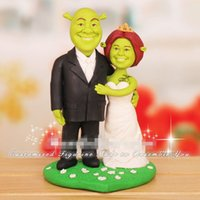 Festa del matrimonio To toe Shrek e Fiona Wedding Cake Toppers personaggi, costumi, hobby, interessi e carriere