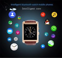 Wholesale New Mp3 Player Camera - 2017 New Smart Watch F8 Smartwatch for android phone reloj inteligente Mp3 Mp4 player Camera Wechat Facebook Android Watch