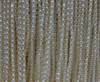 Wholesale Loose Pearls 6mm - Loose Beads 5-6mm white cultured freshwater pearl loose beads fashion DIY jewelry rice shape