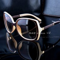 Wholesale Sun Logos - Retro vintage sunglasses women brand designer protection female Luxury brand sun glasses with brand logo women sunglasses