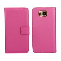 Wholesale Ace Plus Casing - GENUINE Wallet Credit Card Stand Leather Case For SamsungAce 3 S7270 Ace 34 G313 Trend Plus S7580 Alpha G850 Young 2 G130 50pcs lot