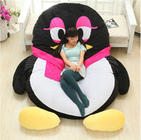 Wholesale Beanbag Child - Cute Pink QQ Pet Sofa 3D Bedding Sets Beanbag Tatami Mattress Supplies For Kids Xmas Birthday and Valentine's Day Gifts
