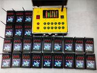 фейерверк бесплатная доставка оптовых-Система стрельбы фейерверком Бесплатная доставка Беспроводной пульт дистанционного управления, 96 каналов, пиротехническая система огня счастья, быстрая доставка один комплект / лот