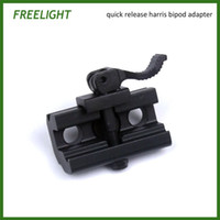 Wholesale Weaver Picatinny Adapter Sling - Quick Detach Cam Lock QD Bipod Sling Stud Adapter For Harris Style Bipod Fits onto Weaver or Picatinny Rail mount