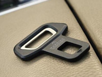 Wholesale Car Seat Safety Buckle New - New Arrive Car safety belt clip Brand New and High quality Car Seat belt buckle Vehicle-mounted Bottle Opener Dual-use