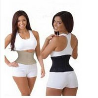 Wholesale Christmas Girdles - Miss Belt Waist Trainer Belt Girdle Cincher Tummy Body Shaper Fitness Slimming Belts Christmas Gift