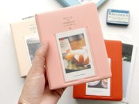 Wholesale Mini Album Wholesale - 2015 Free Shipping New cutePolaroid mini-album,dandys