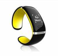 Wholesale Iphone Updates - L12S Bluetooth Wristband Smart Bracelet Watch L12 updating healthy sport Smart Bracelet for iphone Samsung HTC Smartphone