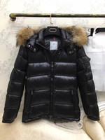 Wholesale men s coats raccoon fur - M364 anorak men winter down jacket hommes real raccoon fur parka winter coat winter jackets men big fur coats homme