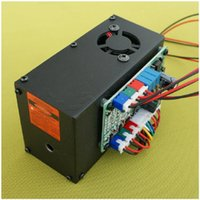 Wholesale Red Laser Ttl - Wholesale-Free Shipping Q-LINE 400-500mW RGB (Red Green Blue) Compound White Beam Laser Module   TTL Modulation