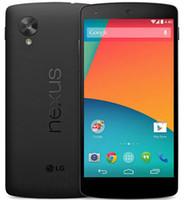 "Wholesale Lg D821 - Refurbished Original Google LG Nexus 5 D821 Mobile Phone Quad Core 32GB 4.95"" 4G LTE 3G WCDMA Unlocked"