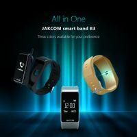 Wholesale Polish Products - Jakcom B3 Smart Band New Product Of Wristba As Heart Rate Monitor Watch For Xiaomi Mi Band 2 Bracelet Talkband