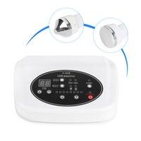 masajeador reductor de grasa al por mayor-La máquina ultrasónica de baja frecuencia efectiva de 1 MHz 3 Mhz para la grasa ocular facial reduce la eliminación de arrugas, ultrasonido, masajeador facial para la piel