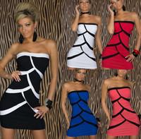 Wholesale Mini Short Dress Lingerie - Sexy women's lingerie fashion mini Short dress lace black Sexy Club dress 5 Color choices Hot sale