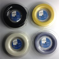 Wholesale Strings Tennis Racket - Luxilon tennis string Alu power rough 1.25mm tennis racket string promotion Luxilon Tennis Racket Line