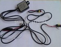 Wholesale Daytime Harness - New!Car led DRL Relay Daytime Running Light Relay Harness Auto Car Controller On Off Switch