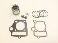 Wholesale Pit Bike Cdi - Dirt Pit Bike Engine Piston Kit with gaskets 70cc 90cc 47mm HONDA Loncin Lifan