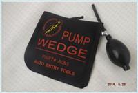 Wholesale Pumps Wedges - Hot Klom PUMP WEDGE Airbag Air Wedge LOCKSMITH TOOL Padlock Tool.Lock Pick Set H275