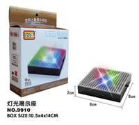 case architecture - LOZ LED Lighting display box for LOZ Diamond blocks Architecture Bricks Showing Case Gift Toy