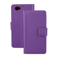 Wholesale Case For Xperia V - GENUINE Wallet Credit Card Stand Leather Case For Sony Xperia miro ST23i P Lt22i S Lt26i SP M35h T Lt30p U St25i Xperia V Lt25i 1-10pcs