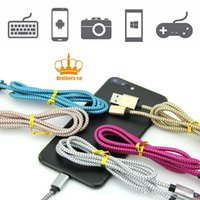 1M 2M 3M 2A USB Micro Cable tipo c Cables Data Line Cable de carga para IP Samsung HTC Huawei Xiaomi