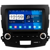 Wholesale Car Dvd Player Citroen - Winca S160 Android 4.4 System Car DVD GPS Headunit Sat Nav for Citroen C-Crosser 2007 - 2012 with Wifi Radio Video Stereo