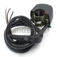 Wholesale Hazard Lights Switch - 7 8 Motorcycle Handlebar Accident Hazard Light Switch ON OFF Button