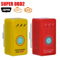 Wholesale Power Programmer Ford - 2017 New Super OBD2 Car Chip Tuning Box Plug and Drive SuperOBD2 More Power   More Torque As Nitro OBD2 Chip Tuning NitroOBD2