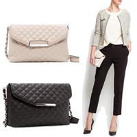 Wholesale Black Beaded Purse - Hot Sales Women Shoulder Bag PU Leather Ladies Clutch Handbags Tote Purse MIni Messenger bag free shipping