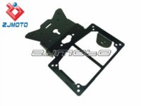 Wholesale Number Indicator - Motorcycle Scooter Quad Number Plate Tail Tidy With turn Indicator Mounts M53239 scooter motorcycle scooter license plate