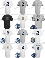 Wholesale Authentic Shorts - New York #2 Derek Jeter 2015 Baseball Jersey Cheap Rugby Jerseys Authentic Stitched Free Shipping Size 48-56