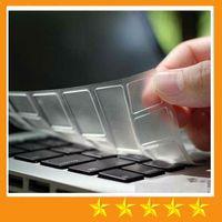 Wholesale Transparent Case Macbook - TPU Crystal Guard Keyboard Skin Protector Case Ultrathin Clear Transparent Film MacBook Air Pro Retina 11 13 15 Waterproof