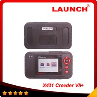 Wholesale launch creader vii code reader resale online - 2016 New arrival original Launch Creader VII same function of CRP with high quality and multi brand cars