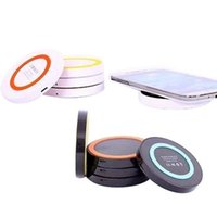 Qi Wireless Power Charger Mini Charge Pad для Samsung Galaxy S3 S4 S5 Примечание 2